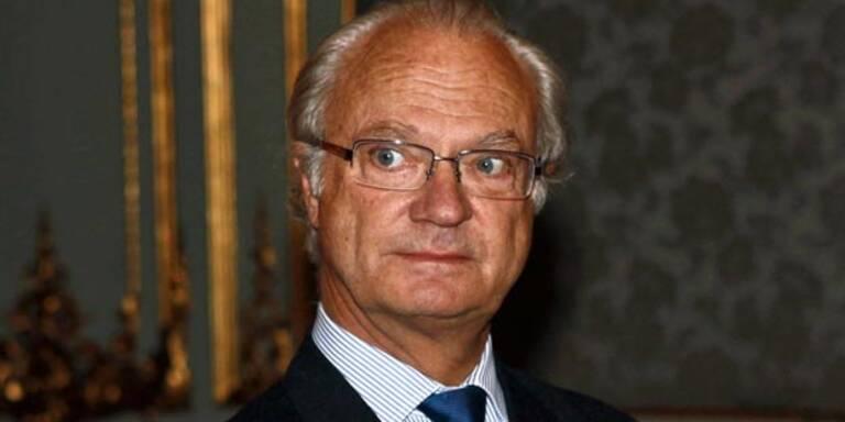 Sex-Skandal: Carl Gustaf spricht endlich