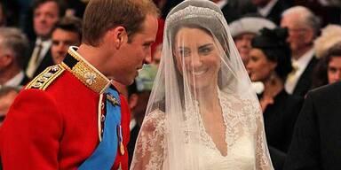 William und Kate Hochzeit