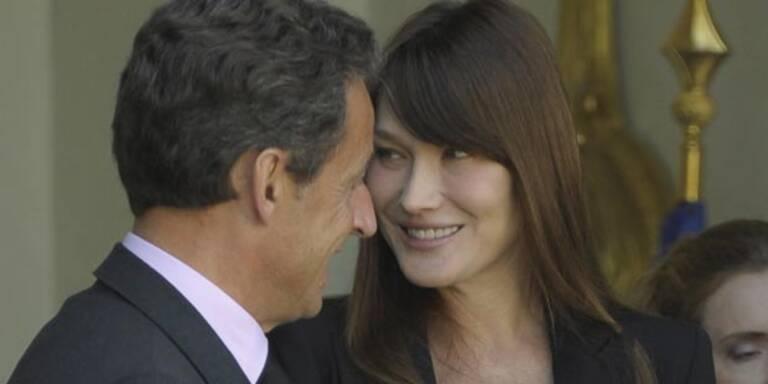Carla Bruni: Ihre Tochter ist endlich da!