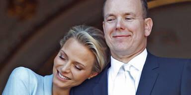 Kopie von Charlene & Albert: Frisch vermählt