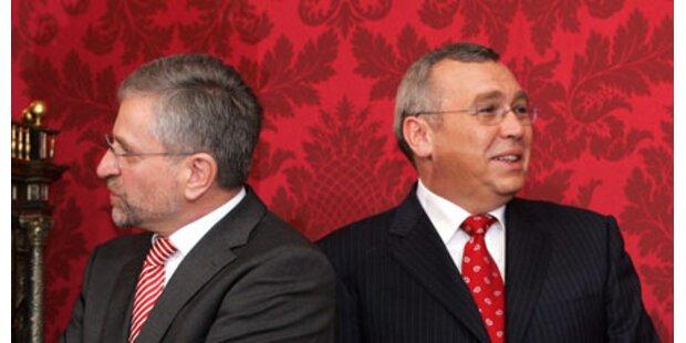 Gusenbauer will nicht nach Brüssel