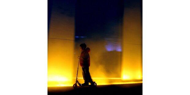 Halloween kommt bald: Gelber Nebel spukt in Wien