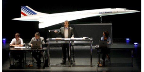 Concorde wird in Einzelteilen versteigert