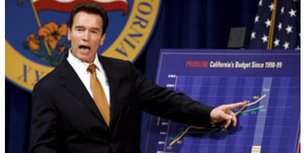 Arnie lässt 22.000 Häftlinge frei