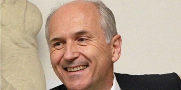 Rat der Kärntner Slowenen wählt Inzko