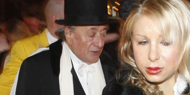 Richard Lugner kam Opernball-Gast abhanden
