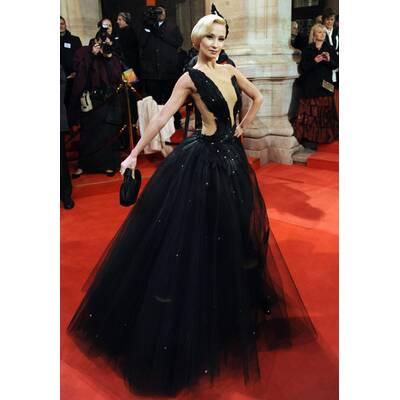 Wählen Sie die schönste Opernball-Robe