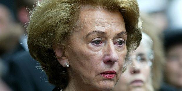 Frühere First Lady Edith Klestil gestorben