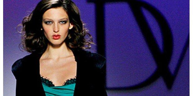 Modewoche New York mit Stars und Stardesignern