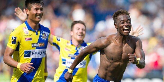 St. Pölten schafft Bundesliga-Klassenerhalt