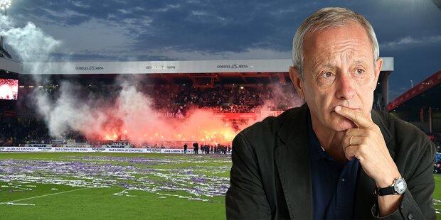 Cup-Streit: Jetzt schießt Pilz gegen ÖFB-Boss