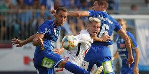 Austria nur Remis gegen Hartberg: Die Highlights