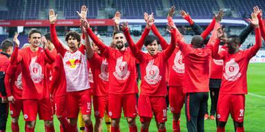 Salzburg jubelt über Meistertitel