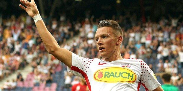 Salzburg-Star darf nicht nach Leipzig wechseln