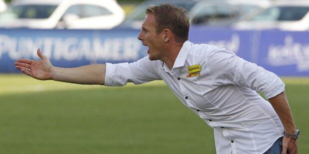 Fallmann neuer Trainer bei 2. Liga-Club Amstetten