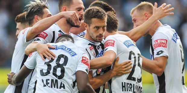 2:0! Sturm souverän gegen Aufsteiger Wattens