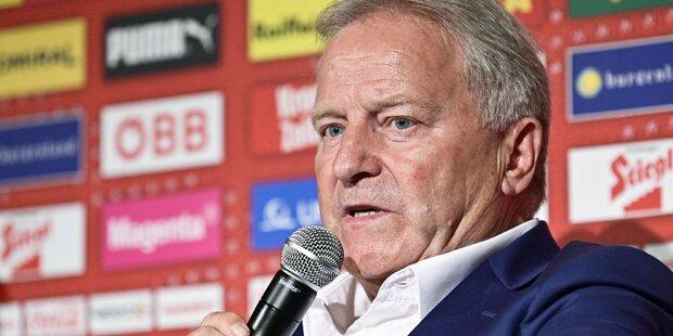 Neues Nationalstadion: Jetzt spricht ÖFB-Boss Windtner