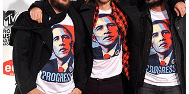 Mr.President macht Mode