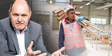 Sobotka Flüchtlinge Jobs