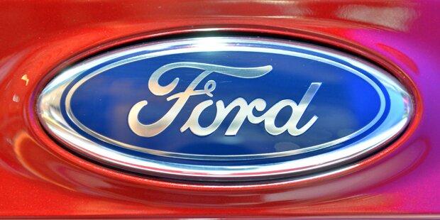 Ford will bis Ende August 7.000 Stellen streichen