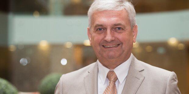 Alfred Riedl ist neuer Gemeindebund-Präsident