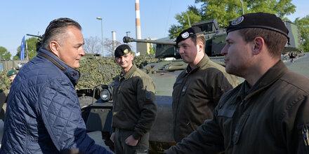 Heer kauft um 105 Mio. neue Panzer