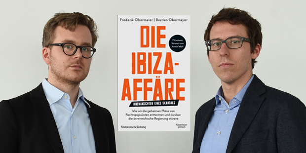 Obermeier und Obermayer Ibiza-Affäre