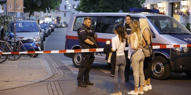 Polizei jagt Bombendroher