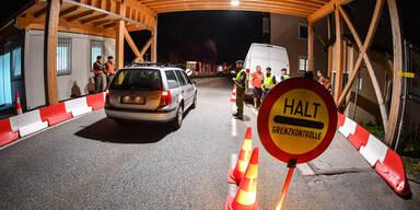Grenzkontrolle Brenner