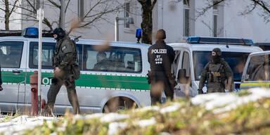 Österreicher nahm Geiseln in Klinikum Deggendorf