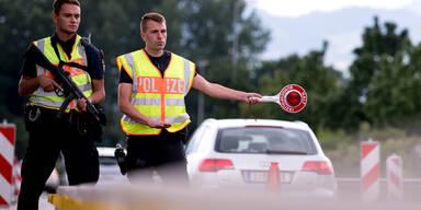 Grenzkontrollen Deutschland