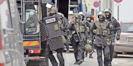 Cobra-Einsatz: Ex und Polizei attackiert