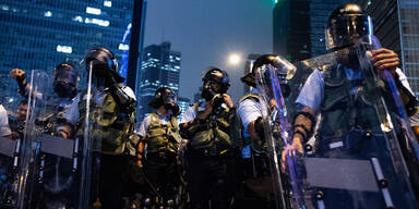 Polizei Hongkong