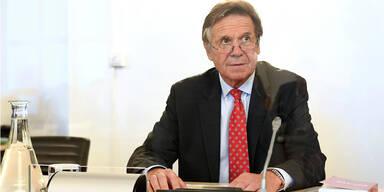 Wolfgang Pöschl Ibiza-U-Ausschuss Verfahrensrichter