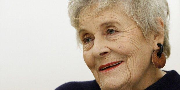 Schauspielerin Hilde Sochor (93) ist tot