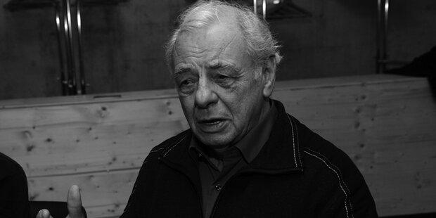Autor Heinz R. Unger verstorben