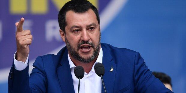 Spanien attackiert Salvini: 'Schande für die Menschheit'