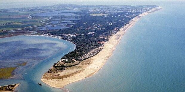 Strand in Bibione ab 2018 rauchfrei