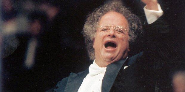 Sex-Vorwürfe: Star-Dirigent entlassen