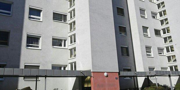 Fünfjähriger nach Sturz aus 5. Stock gestorben