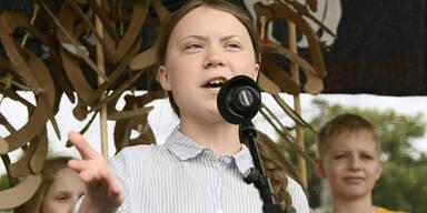 Greta Thunberg Wien