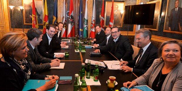Koalition: Steuerpakt & Ministerpoker
