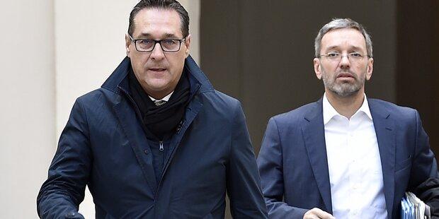 Kickl statt Strache FP-Spitzenkandidat in Wien