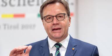 Triols Landeshautmann Günther Platter