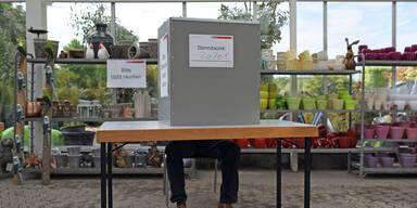 Wahllokal Deutschland