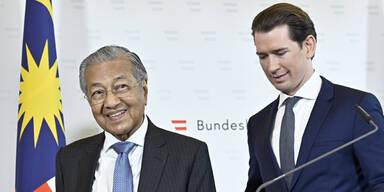 Ältester traf jüngsten Regierungschef der Welt