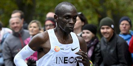 Marathon-Wunder in Wien!
