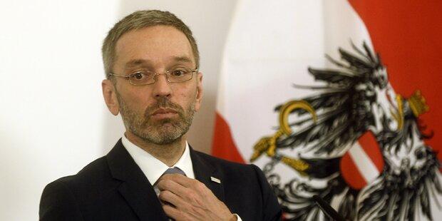 Kickl greift ÖVP und Peschorn an