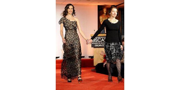 Newcomer designen die Outfits des Oscar-Personals