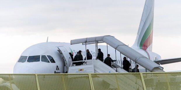 Asyl: Abschiebungen um 36 % gestiegen